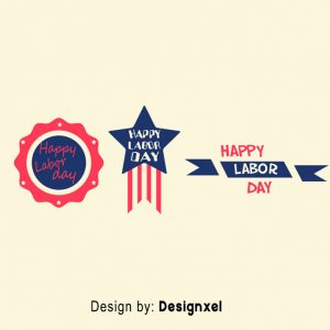Labor Day Vector AI