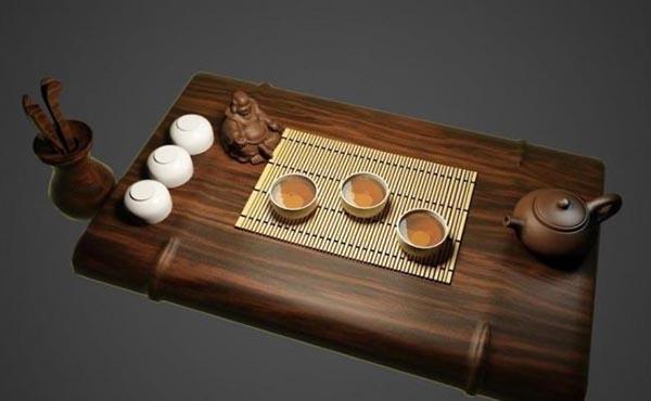 3D Model of Tea 01