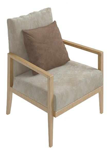 Chair 3D Model 02