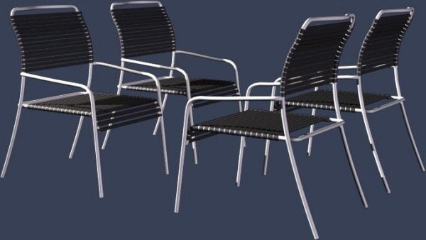 Chair 3D Model 03