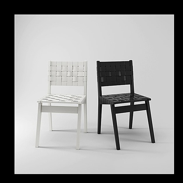 Chair Of Fashion 3D Models 01