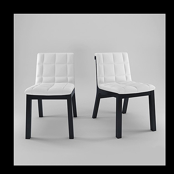 Chair Of Fashion 3D Models 05