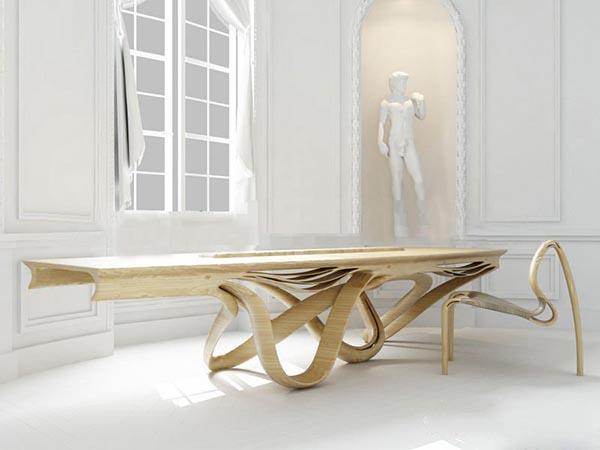 Leisure furniture 3D Models