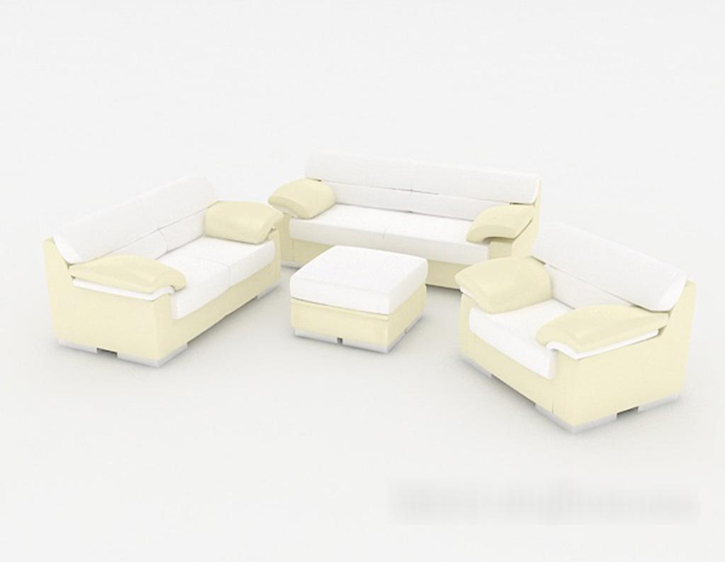 Sofa 3D Models 04
