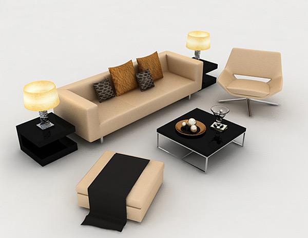 Sofa 3D Models 06