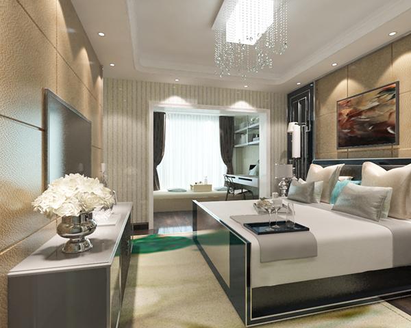 Bedroom Simple 3D Models