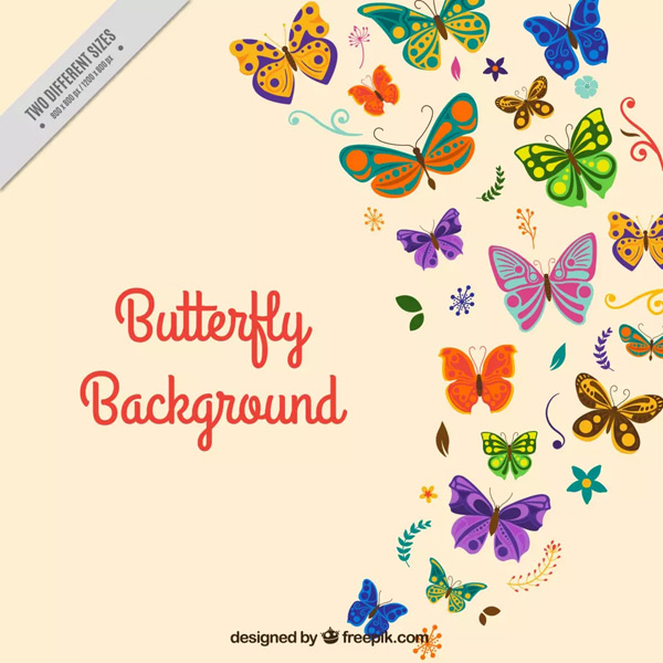 Butterfly group Vector AI
