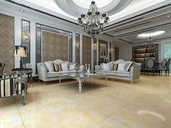 European-Style Living Room 3D Models