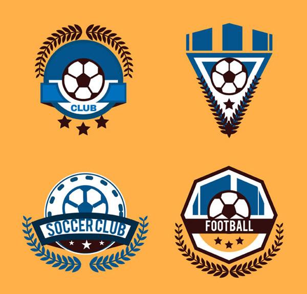 Football Club logo Vector AI 01