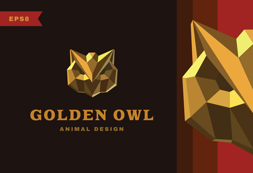 OWL element symbol Vector EPS 02