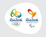 Rio Olympic Games logo Vector AI