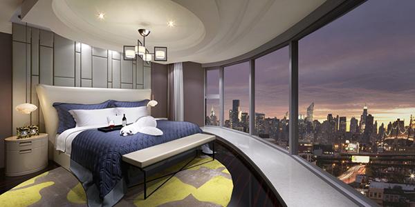 Scandinavian Bedroom 3D Model