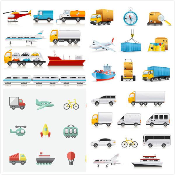 Vector vehicles Set EPS